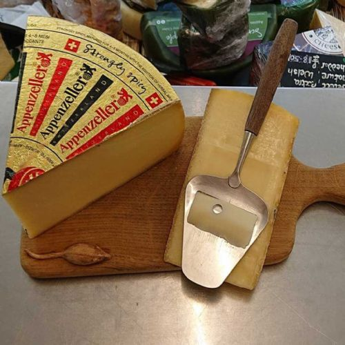 Appenzeller Cheese, , Black label, 6 months mature